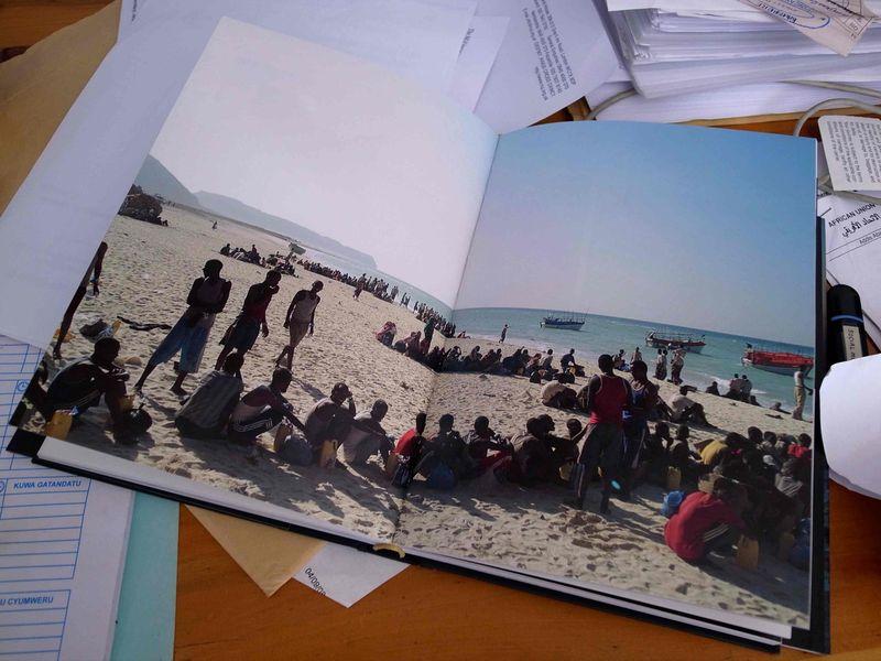Million shillings Escape from Somalia by Alixandra Fazzina leaving Somalia photos